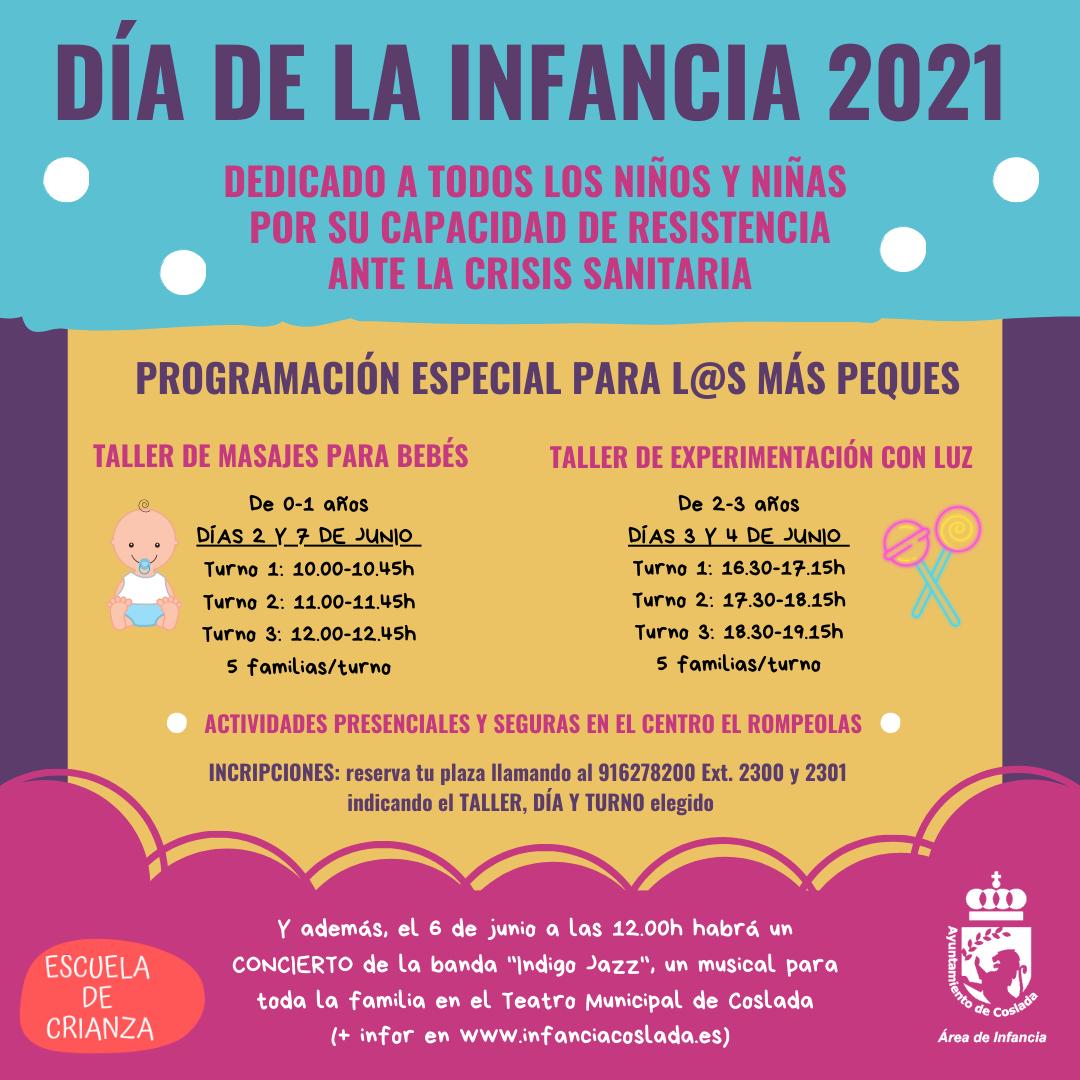 Día de la infancia 2021